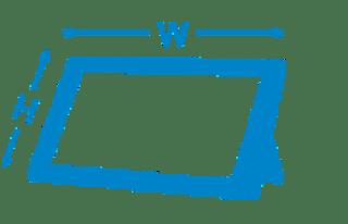 Taille de l'écran : 12 pouces (30,48 cm)