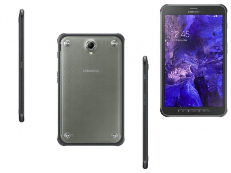 [IFA 2014] Tablette Samsung Galaxy Tab Active pour plus de robustesse 20