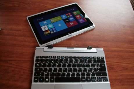 Test de la tablette PC Acer Aspire Switch 10 7