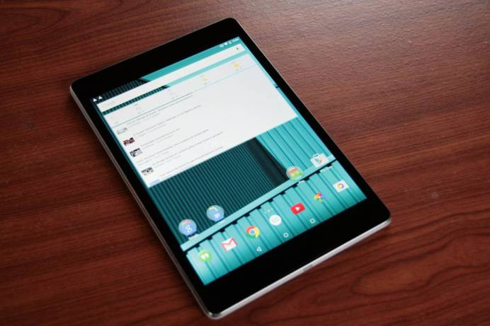 Test complet de la tablette Google Nexus 9 6