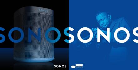 Sonos PLAY:1 Blue Note : une édition limitée pour célébrer 75 ans d'enregistrements Blue Note 2