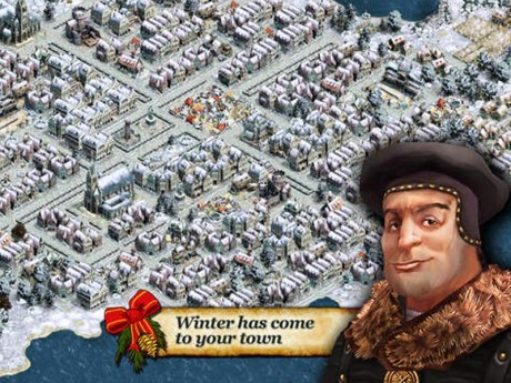 Construisez un empire sur iPad avec Anno : Build an Empire 3