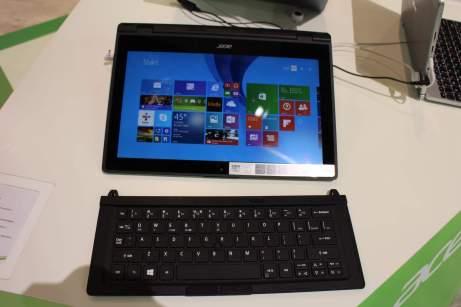 [MWC 2015] Prise en main du Acer Aspire Switch 12, un laptop convertible sous Windows 8.1 3