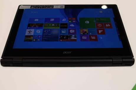 [MWC 2015] Prise en main du Acer Aspire Switch 12, un laptop convertible sous Windows 8.1 8