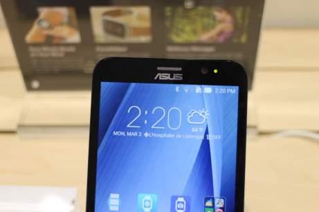 [MWC 2015] Asus Zenfone 2, une phablette de 5.5 pouces 6