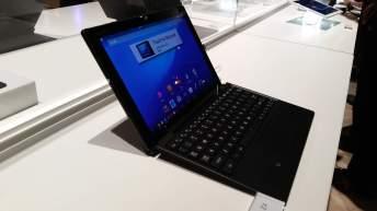 [MWC 2015] Sony dévoile la tablette Xperia Z4 16