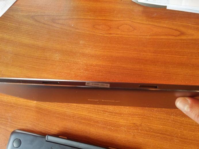 Test tablette hybride Asus Transformer Book Chi T300 5
