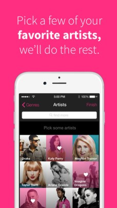 MixRadio débarque sur les plateformes iOS et Android 3