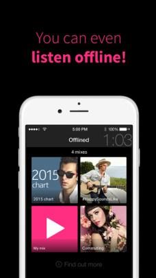 MixRadio débarque sur les plateformes iOS et Android 4