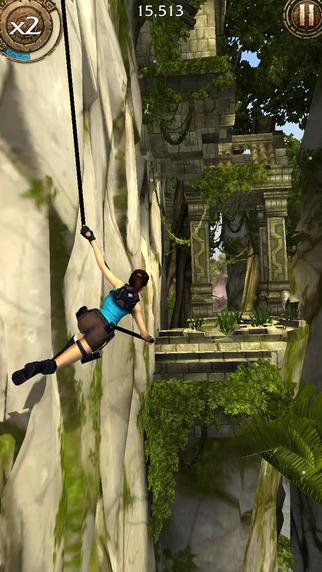 Lara Croft: Relic Run débarque sur iOS, Android et Windows Phone 5