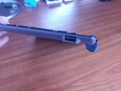 Test et avis tablette Acer Aspire Switch 12 E dock ckavier prise USB 2.0