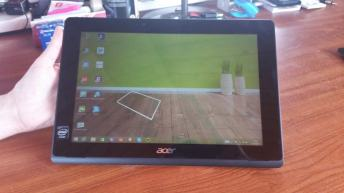 Test et avis tablette Acer Aspire Switch 12 E tablette