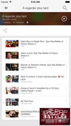 YouTube : des vidéos enfin en 60 FPS sur nos tablettes 4