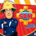 Première Brandweerman Sam Live!