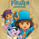 Van  Hoorne Entertainment en Nickelodeon presenteren Dora Live! Dora's Piratenavontuur
