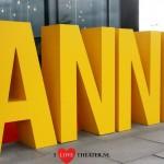 Theatervoorstelling ANNE 1 jaar op de planken + FotoReportage