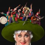 Cirque stiletto 3 met Karin Bloemen
