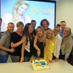 Repetities Rapunzel De Musical van start!