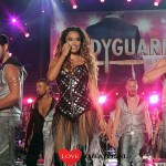 The Bodyguard stopt