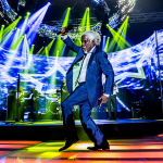Billy Ocean special guest bij de Ladies of Soul