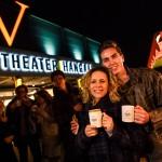 Acteurs en publiek proostten op 1.750ste voorstelling