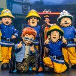 Brandweerman Sam is terug in het theater!