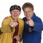 Populair kinderduo Ernst en Bobbie dit seizoen met twee familieshows in het theater