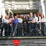 Backstage tour, cast A Chorus Line in theater Carré – FotoReportage