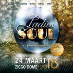 Ladies of Soul viert 5-jarig jubileum in de Ziggo Dome in de lente van