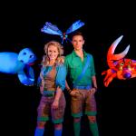 Zoë en Silos schitteren in de Mangrove Musical