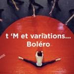 Auditie-oproep 'Boléro' – Music Hall/Bejart Ballet Lausanne