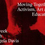 Schrijfster en filosoof Angela Davis te gast in Amsterdam voor Moving Together
