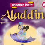 Kikker en de Vallende Ster en Aladdin van Theater Terra  komend seizoen te zien in de Nederlandse en Vlaamse theaters