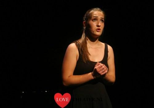 Afstudeer solo Carmen van Asperen – FotoReportage