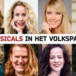 Joke de Kruijf en andere musicalsterren zingen 'Musicals in het Volkspark' tijdens uniek grensoverschrijdend concert gepresenteerd door Frits Sissing