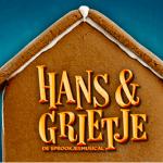 Wout Verstappen en Ianthe Tavernier worden 'Hans en Grietje' in gloednieuwe sprookjesmusical