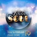 Ronnie Flex en Steffen Morrison eerste gasten Ladies of Soul 2019.
