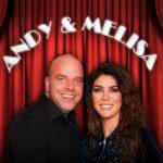 Andy & Melissa gaan het theater in