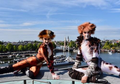 Repetities Engelstalige musical CATS van start in Londen Nog 6 weken tot Europese première in Amsterdam