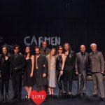 Première Carmen – FotoReportage