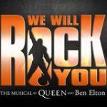 QUEEN MUSICAL WE WILL ROCK YOU NAAR NEDERLAND