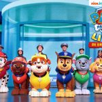 "Audities PAW Patrol Live! ""De Grote Race"""