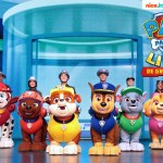 "Audities PAW Patrol Live! ""De Grote Race"