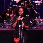 Lucretia sings Gladys – FotoReportage