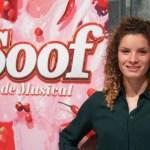 Voetbalster Dominique Bloodworth beleeft première in Soof de musical in Heerlen