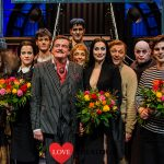 THE ADDAMS FAMILY IN PREMIERE – FotoReportage