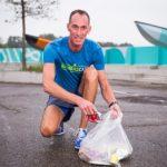 Juvat Westendorp geeft startschot plogtocht om Zaandam zwerfafvalvrij te maken