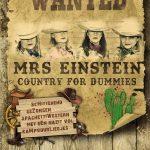 Mrs. Einstein is terug!