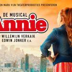Annie de musical komend theaterseizoen ook naar België