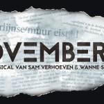 The Singing Factory pakt na succes van 'Magdalena' uit met 'November 89'